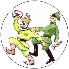 Logo XXI półmaratonu Cud nad Wisłą