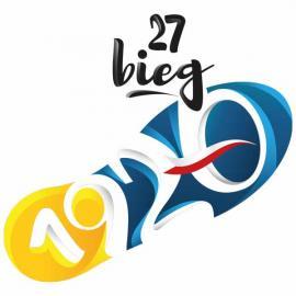 Logo XXVII półmaratonu Cud nad Wisłą