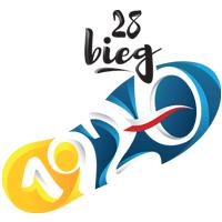 Logo XXVIII półmaratonu Cud nad Wisłą